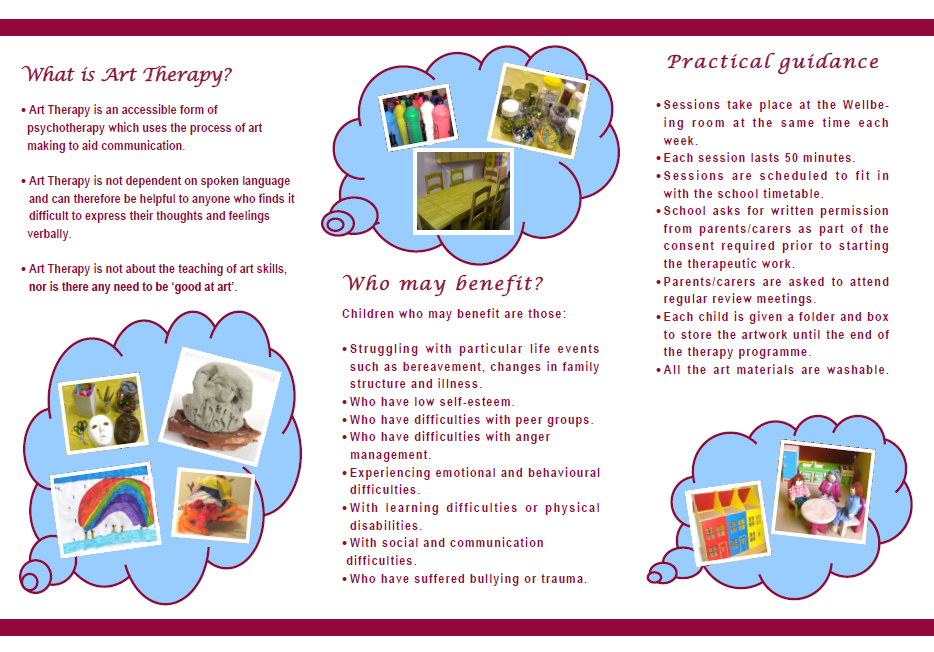 Art Therapy Leaflet 2